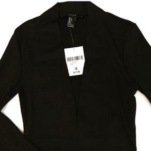 Small Black Forever21 Bodysuit